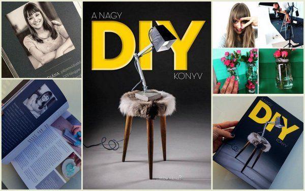 A nagy DIY könyv - benne a Masni Dekorációval / The big DIY book - Hungarian edition, Boook Publishing