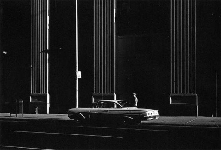 Ray K. Metzker (1931 - 2014) - Philadelphia, 1963