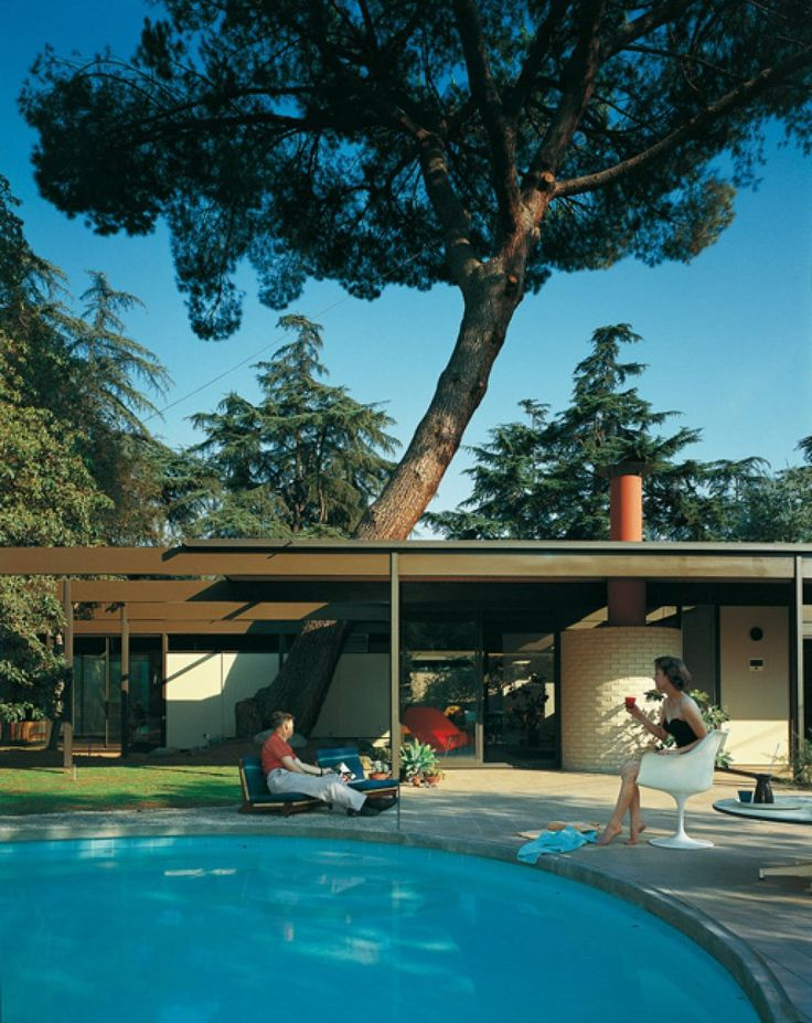 Saul Bass House Case Study House