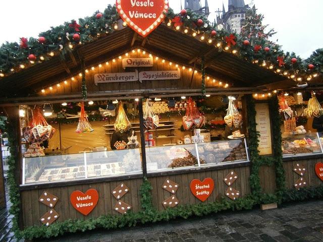 Jarmark Marnosti: Tradiční české vánoční trhy???
