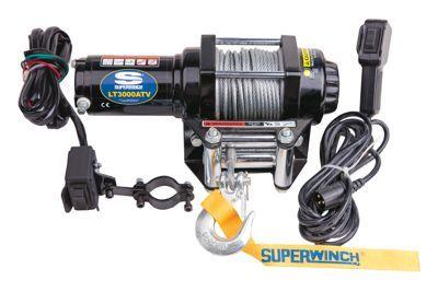 Superwinch LT3000ATV ATV Winch