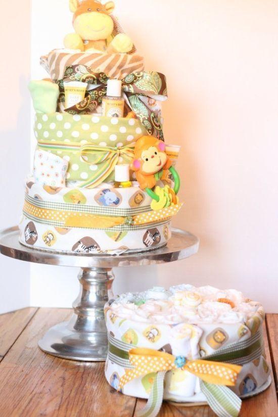 Csináld magad: 10 gyönyörű pelenkatorta kismamáknak http://www.nlcafe.hu/baba/20150420/csinald-magad-pelenkatorta/