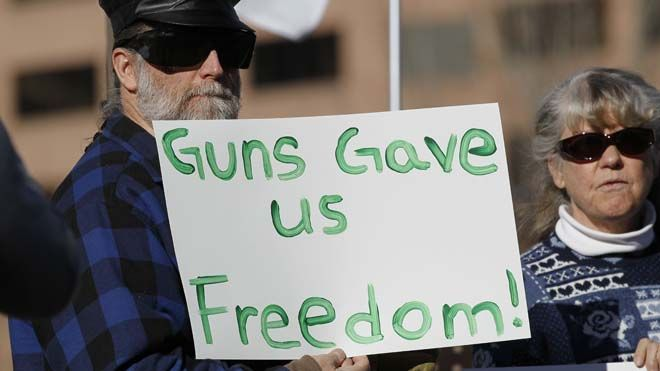Lawmakers facing recall bids over strict gun laws in Colorado The U.S. congress will also face recalls if they pass any gun control bills.