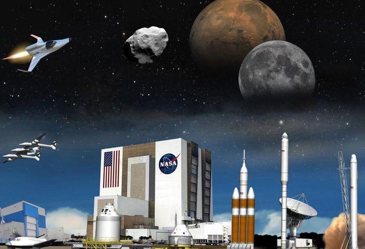 NASA i inwestycje w technologie przyszłości