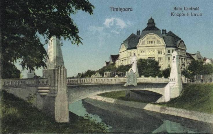 Timisoara - Baia Centrala - 1926