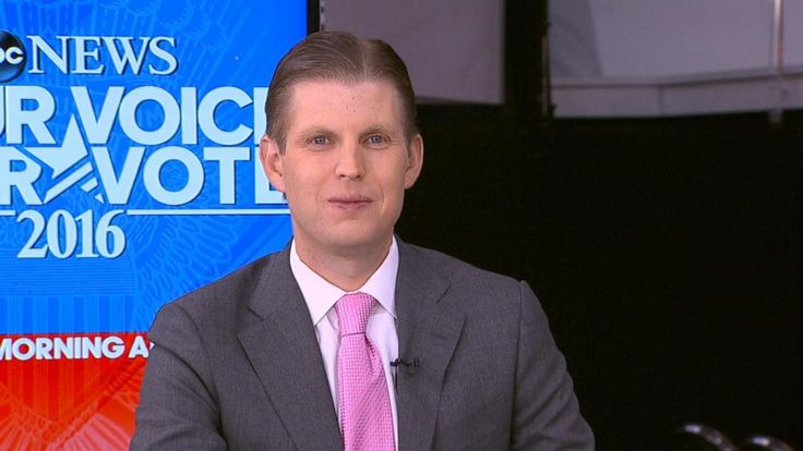 Did Eric Trump just thank (aka blame) Oprah Winfrey, for his father's 2016 political campaign ambitions? During his speech tonight at the GOP National Convention, Eric said that years ago, Oprah asked Donald Trump if he'd ever considered a presidential run. Trump's response? Well, only if he thought that the country needed him badly enough, he would run. Someone, call Gayle King to research this, asap.