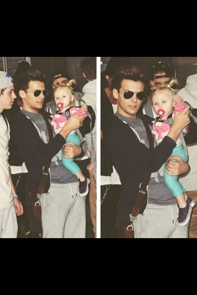Louis Tomlinson and Lux