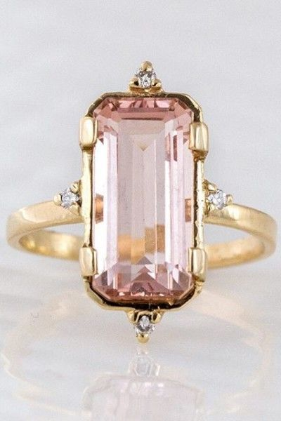 Colors ~ Pink and Gold