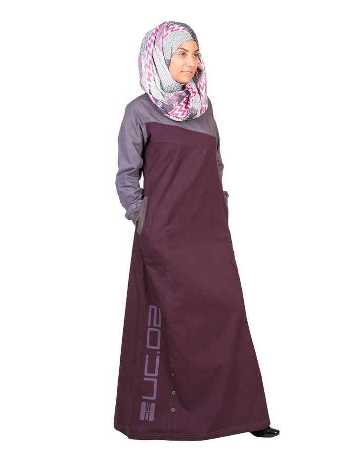sporty jilbab by Silk Route