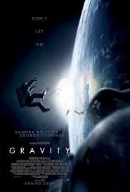 Gravity – Movie Review,   In space, no one can hear you scream.  Wait, wrong movie.  Gravity is a movie about fear. And loneliness. About reaching deep inside yourself for courage in the face of adversity. Then reaching down again and again, even after you've lost hope.