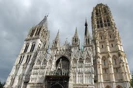Panoramio - Photo of Rouen, Cattedrale Notre -Dame, rappresentata in 30 dipinti di Monet
