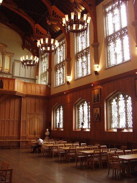 Great Hall, Queen's University Belfast - geograph.org.uk - 1583098 - Queen's University Belfast - Wikipedia, the free encyclopedia