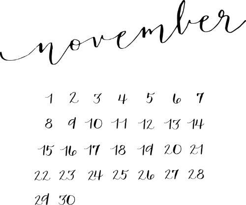 ... November 2015 calendar | November, November Calendar and 2015 Calendar