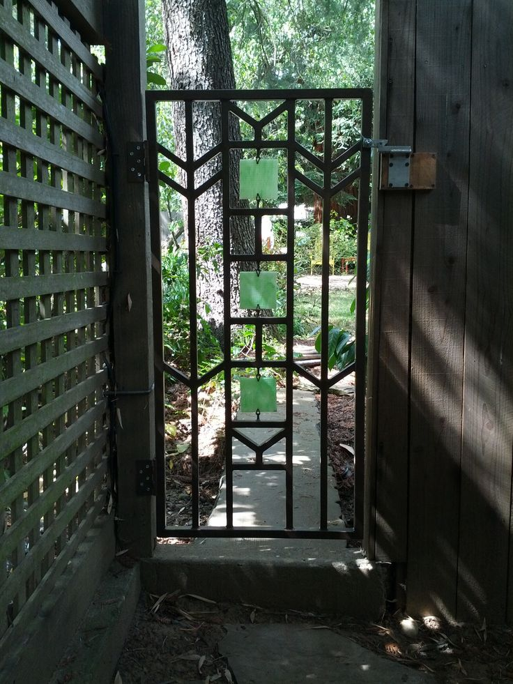 17 Best Images About Craftsman Style Fences And Gates On