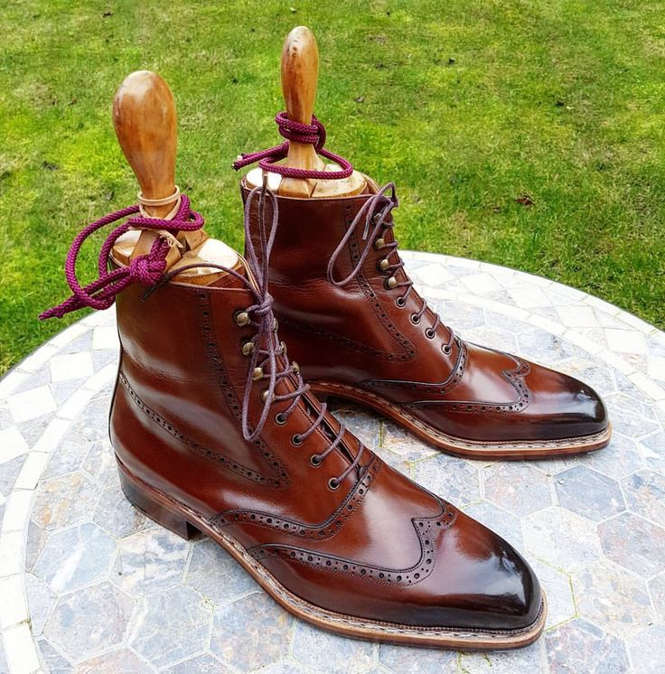 Ascot Shoes — We'll be showcasing a unique selection Vass MTO'S...