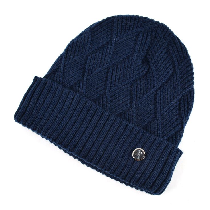 $5.39 (Buy here: https://alitems.com/g/1e8d114494ebda23ff8b16525dc3e8/?i=5&ulp=https%3A%2F%2Fwww.aliexpress.com%2Fitem%2FClassic-diamond-shaped-hat-winter-gorro-men-beanie-Knitting-Wool-Hat-Casual-Plus-velvet-Caps-Men%2F32727529603.html ) Classic diamond shaped hat winter gorro men beanie Knitting Wool Hat Casual Plus velvet Caps Men's Beanies double fabric bone for just $5.39