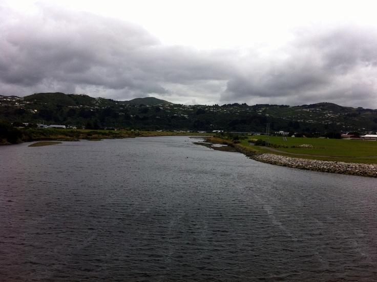 Thursday on the river