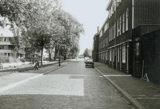 Bieslandsekade Delft (jaartal: 1970 tot 1980) - Foto's SERC
