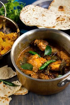 Kerala Chicken Curry The Patterned Plate H