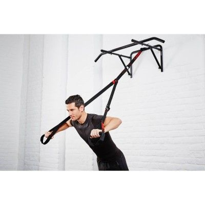 GROUPE 1 MUSCULATION - Pull up bars 900 DOMYOS - MUSCULATION