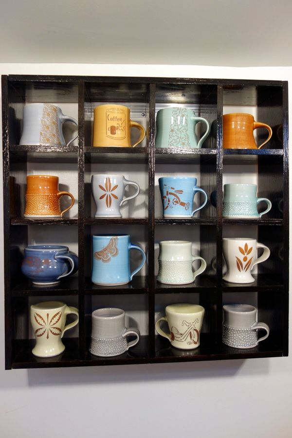 47 Best Home Decor Cup Hangers Images On Pinterest Coffee Mugs For The Home And Shelving