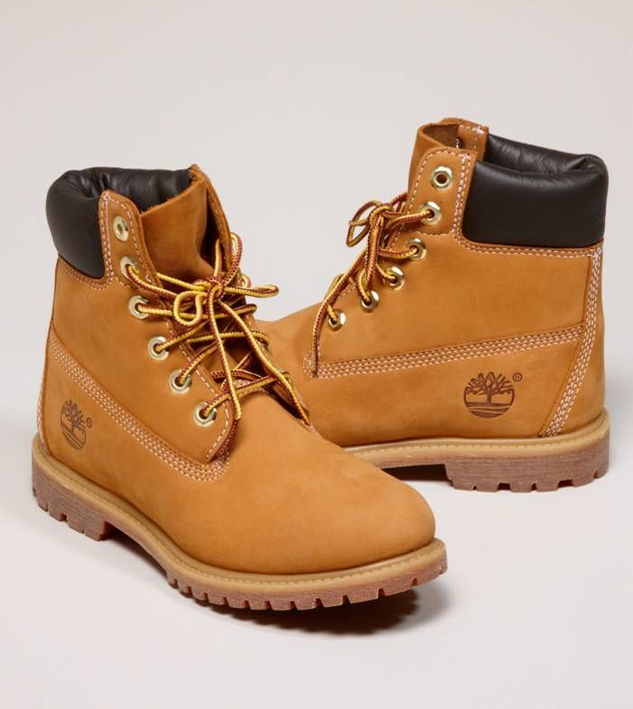 I want timberlands ! I'll wait until my feet have stopped growing thought