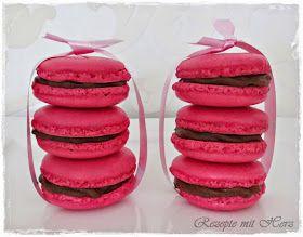 Rezepte mit Herz ♥: Macarons