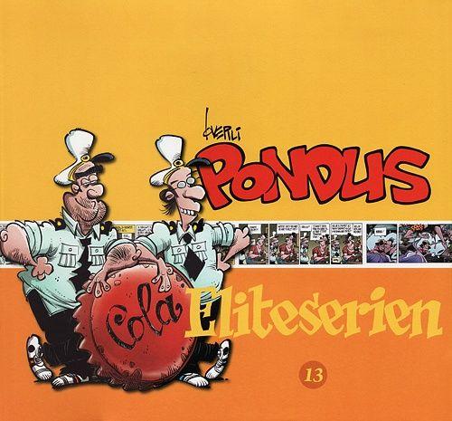 Detaljer for Pondus Eliteserien nr.13 2012 (Eliteserien 13)