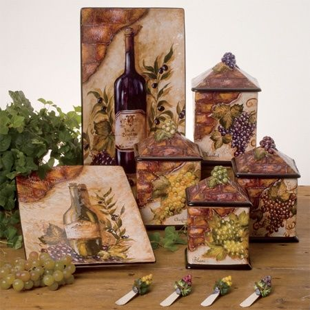 17 Best Images About Grapevine Decor On Pinterest Vineyard Wine Bottle Art And Tuscan Colors