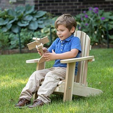 Eli U0026 Mattie Adirondack Chair