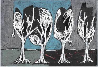 "Saatchi Art Artist Nicola Capone; Drawing, ""idea 52"" #art"