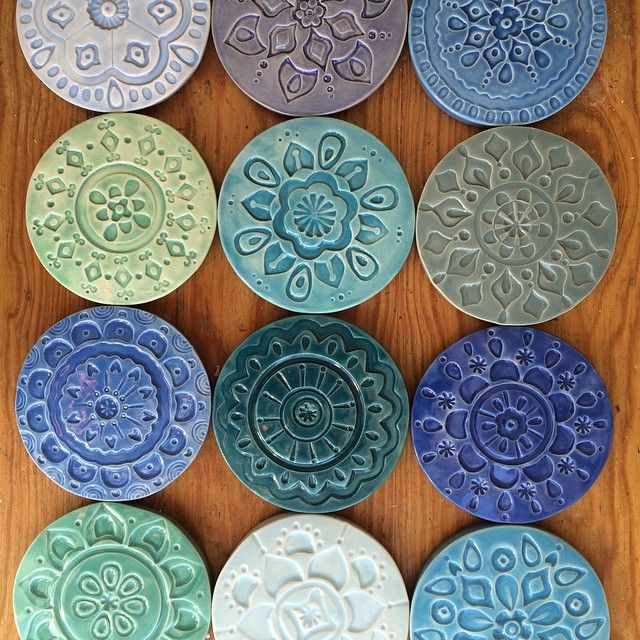 But wait, there's more!  Now 12 styles of coasters to choose from…