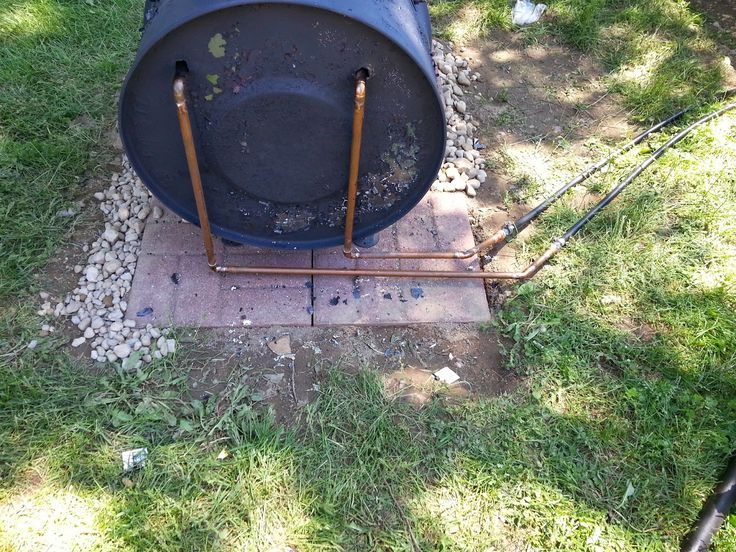 Wood Burning Pool Heater Heat Your Pool For Free! (With