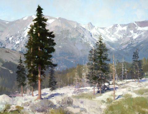 Landscapes | James E. Reynolds | Cowboy Artist