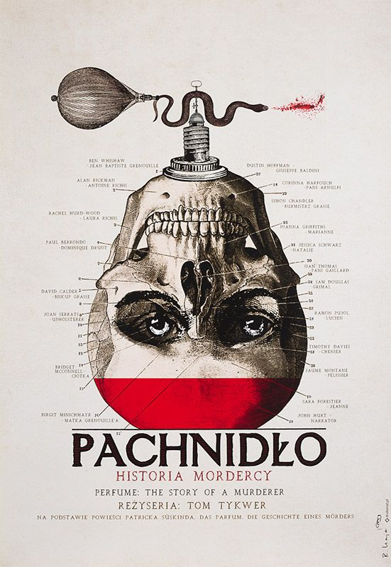 Kaja Ryszard, Pachnidło (Perfume: The Story of a Murderer, dir. Tom Tykwer), 2015, Size: B1