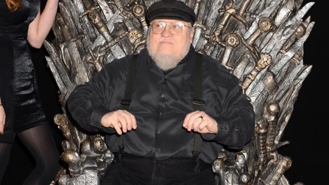Schrijver Game of Thrones vraagt fans te stoppen met klagen | NU - Het laatste nieuws het eerst op NU.nl
