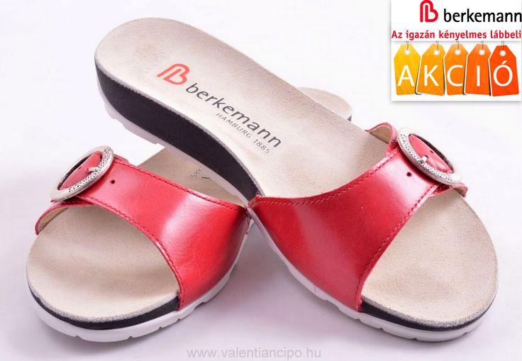Akciós Berkemann női kényelmi papucs, nem csak a nyári napokban :)  http://valentinacipo.hu/berkemann/noi/piros/hazi-papucs/141664440  #berkemann #női_papucs #Valentina_cipőboltok #berkemann_webshop