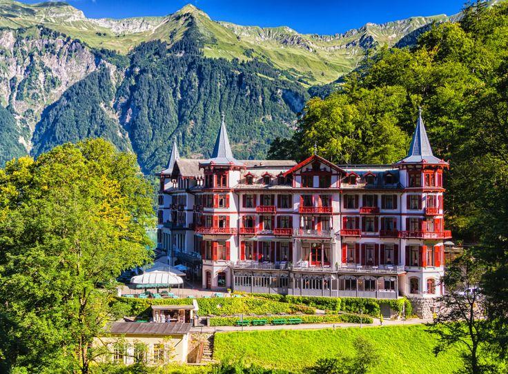 Bildergebnis für hotel giessbach