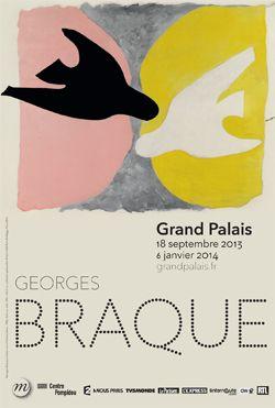 Georges Braque RMN - Grand Palais