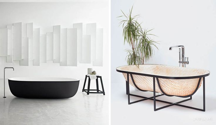 Turn your bathroom into a real wellness-oasis.