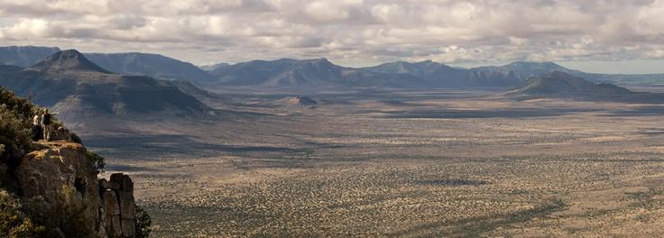 Samara Private Game Reserve vistas