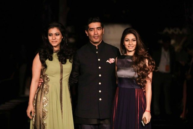 Lakme Summer Resort 2014 Manish Malhotra Kajol runway