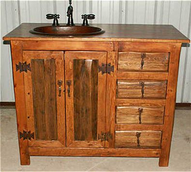 Creative  Rustic Furniture By Don McAulay Rustic Cabinets For Sale Rustic