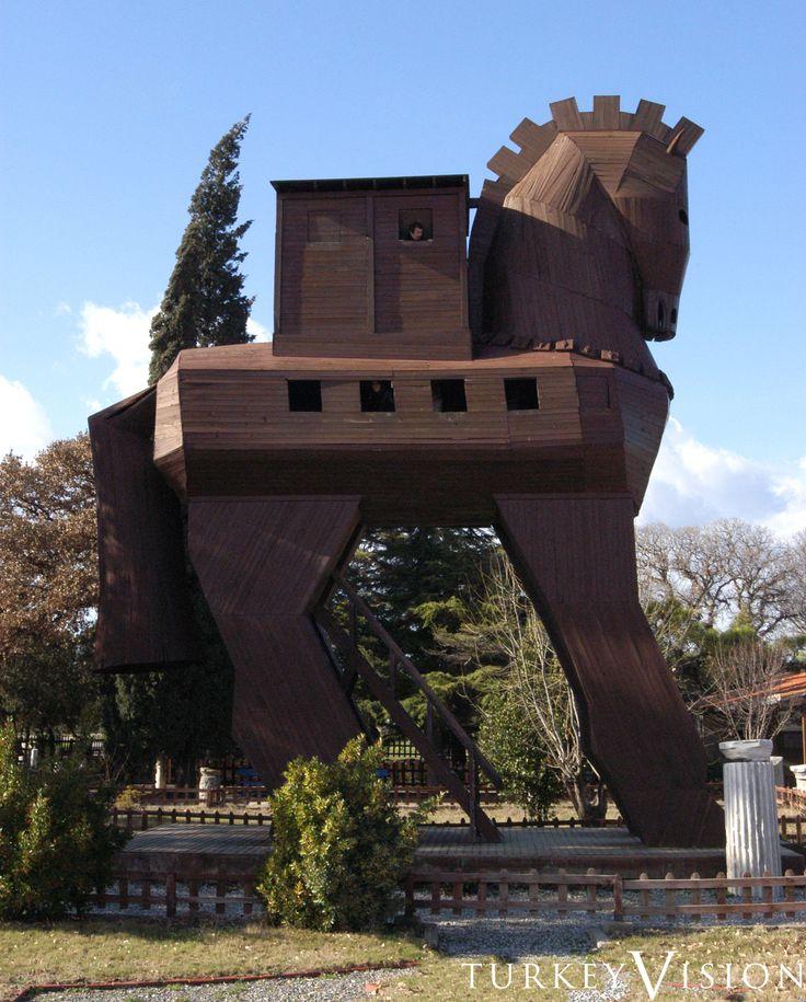 Unesco's world heritage: Troy, Turkey
