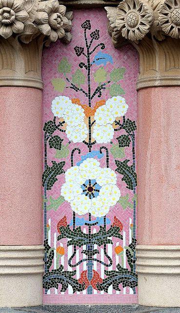 Barcelona - Pg. de Gràcia 035  maravilloso ejemplo de trancadís