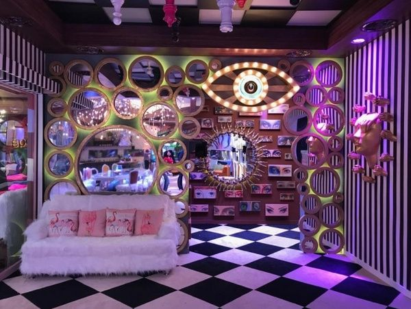 Here S What The Bigg Boss House Looks Like In Season 13 Ipopxo Popxo In 2020 Cool Restaurant Design Beautiful Wallpapers Cool Restaurant