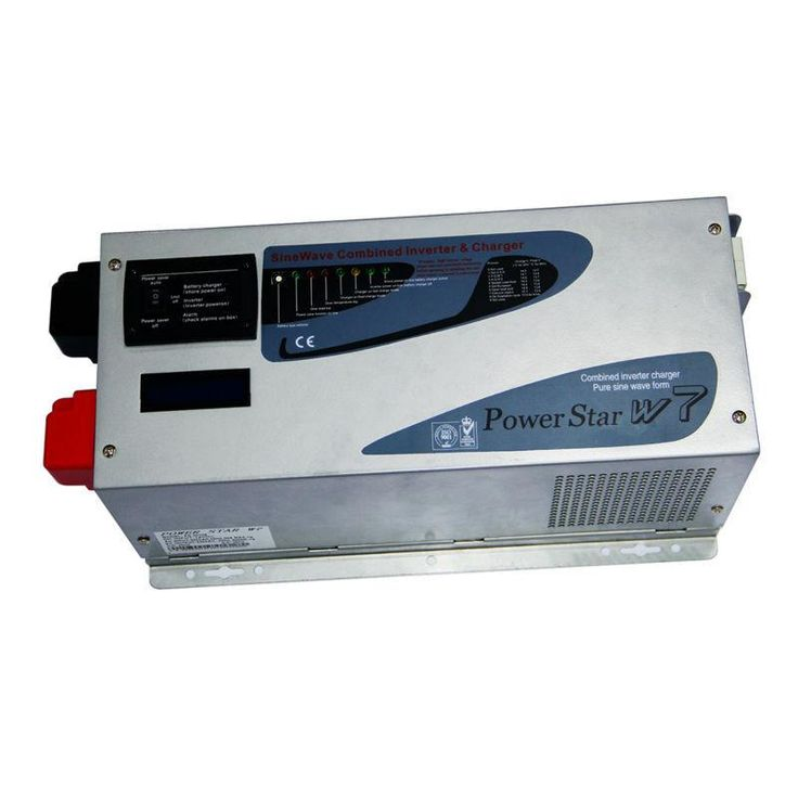 MAYLAR@ 24V,3000W Pure Sine Wave Off-grid Inverter With Charger Connect Rechargeable Battery,Output 50Hz/60Hz , 100Vac-240Vac