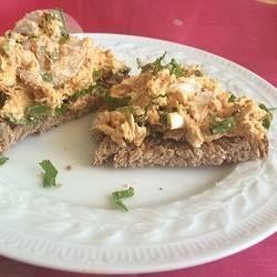 Harissa chicken sandwich filler @ allrecipes.co.uk