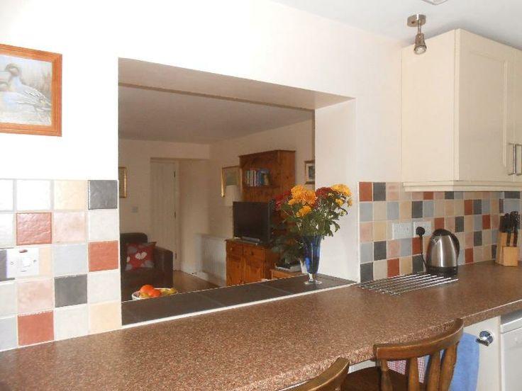 die 25+ besten ideen zu durchreiche küche gestalten auf pinterest ... - Durchreiche Kuche Wohnzimmer Modern