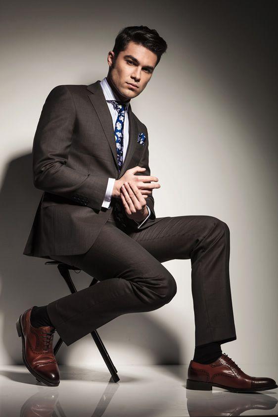 Voted Best Men S Clothing In Los Angeles Bespoke Suits Custom Brown Suit Jb Clothiers
